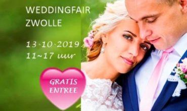 WeddingFair Zwolle 13-10-2019
